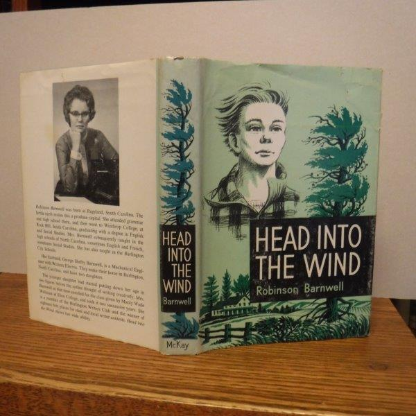 Image for Head Into the Wind