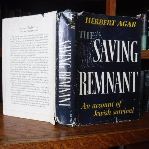 Image for The Saving Remnant: An Account of Jewish Survival