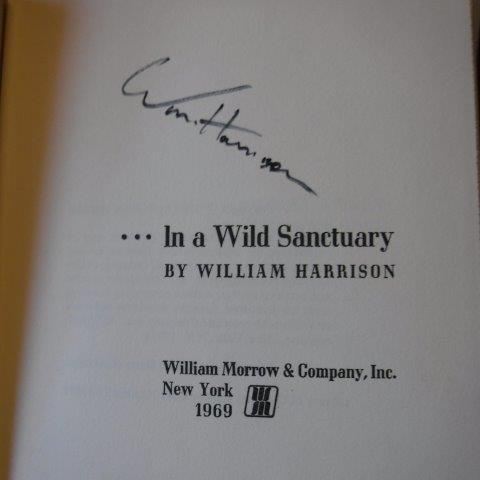Image for In A Wild Sanctuary