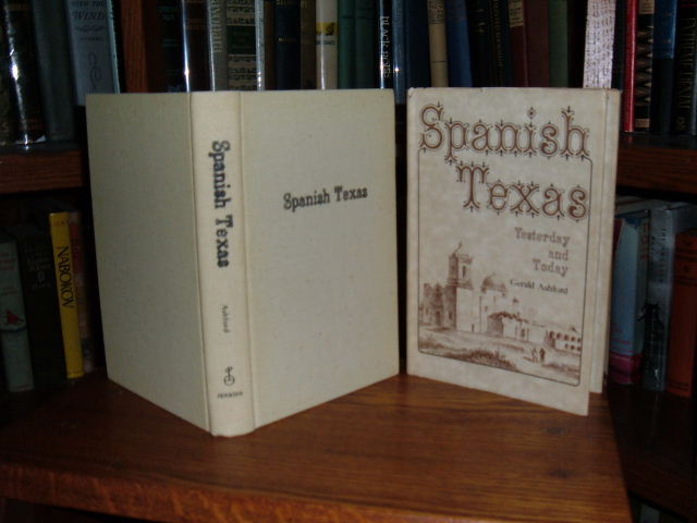 Image for Spanish Texas - Yesterday and Today
