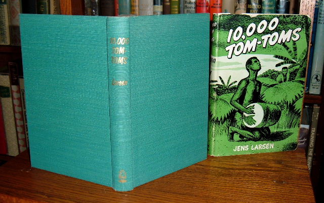 Image for 10,000 Tom-Toms
