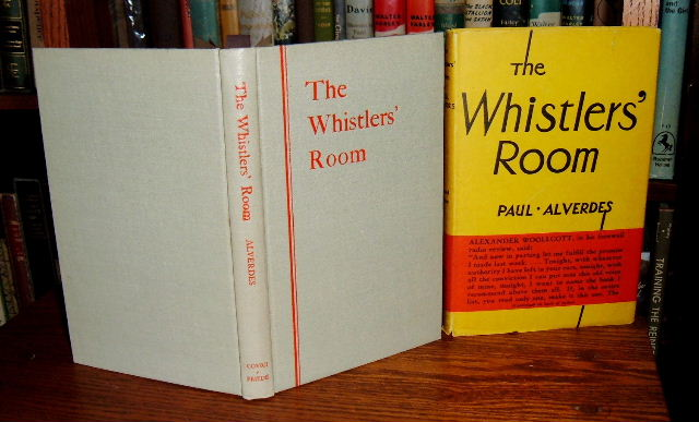 Image for The Whistlers' Room
