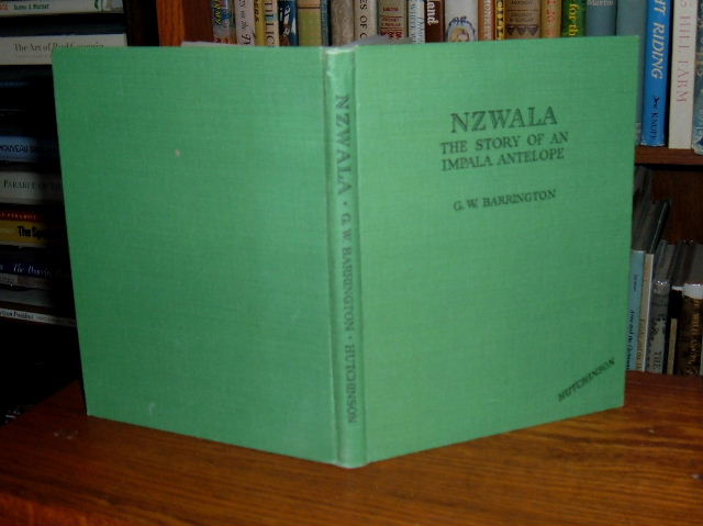 Image for Nzwala: The Story of an Impala Antelope