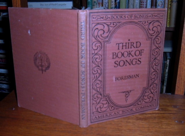 Image for Third Book of Songs