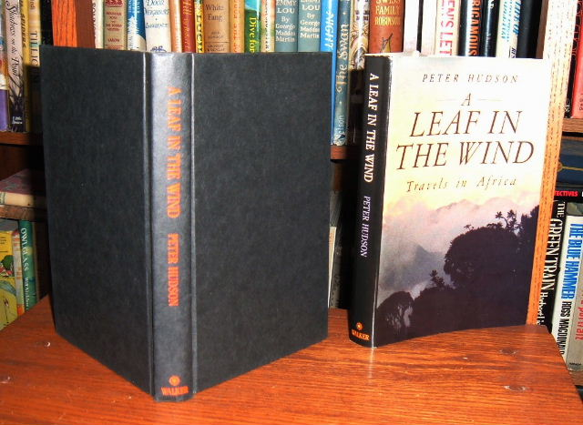 Image for A Leaf in the Wind: Travels in Africa