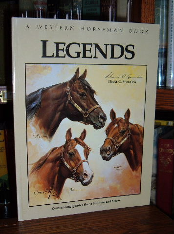 Image for Legends Outstanding Quarter Horse Stallions & Mares