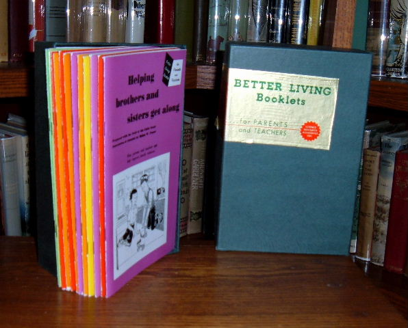 Image for Better Living Booklets for Parents and Teachers (12 softcover volumes complete in box)