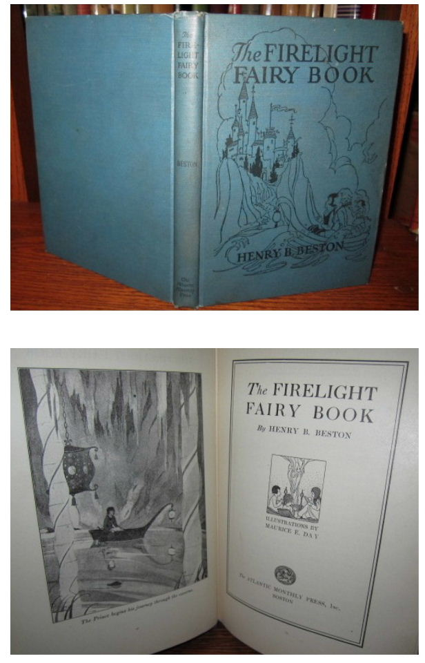 Image for The Firelight Fairy Book