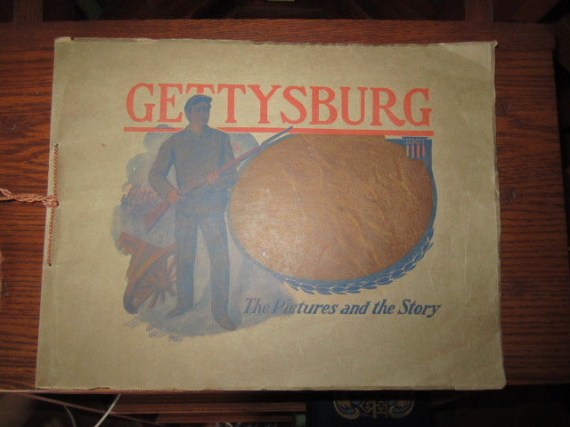 Image for Gettysburg - The Pictures and the Story
