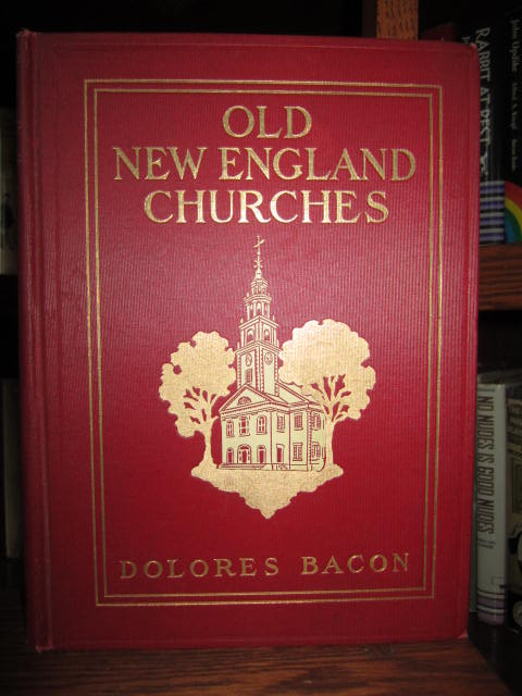 Image for Old New England Churches - And Their Children
