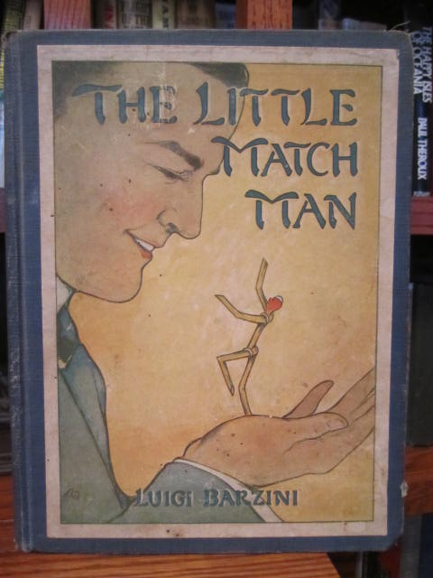 Image for The Little Match Man
