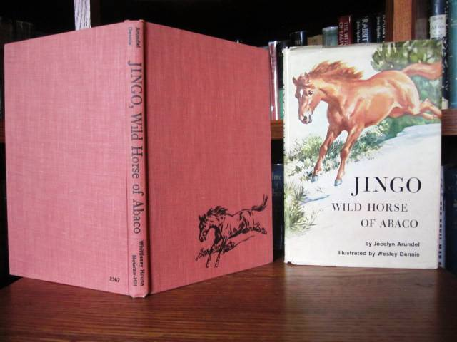 Image for Jingo - Wild Horse of Abaco