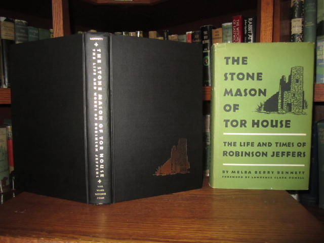 Image for The Stone Mason of Tor House - The Life and Times of Robinson Jeffers