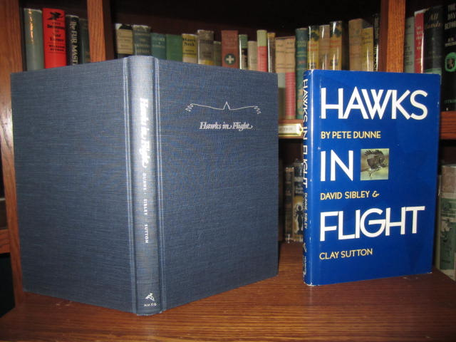 Image for Hawks in Flight - The Flight Identification of North American Migrant Raptors