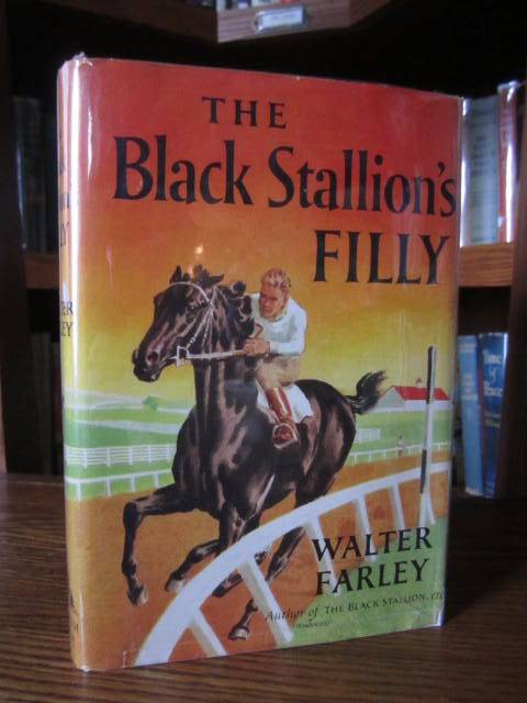 Image for The Black Stallion's Filly