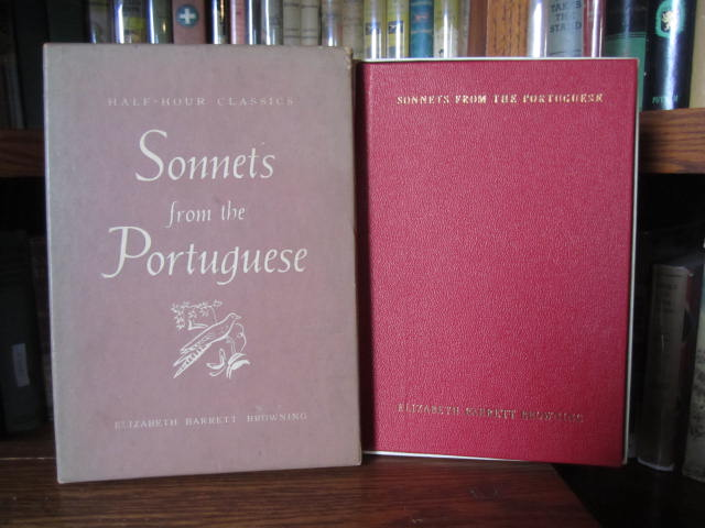 Image for Sonnets from the Portuguese