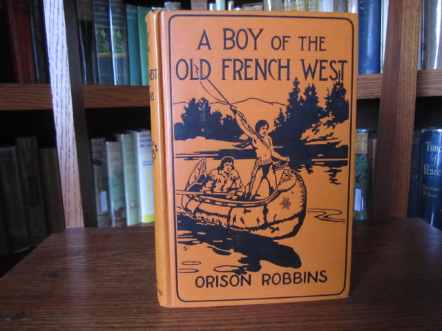 Image for A Boy of the Old French West