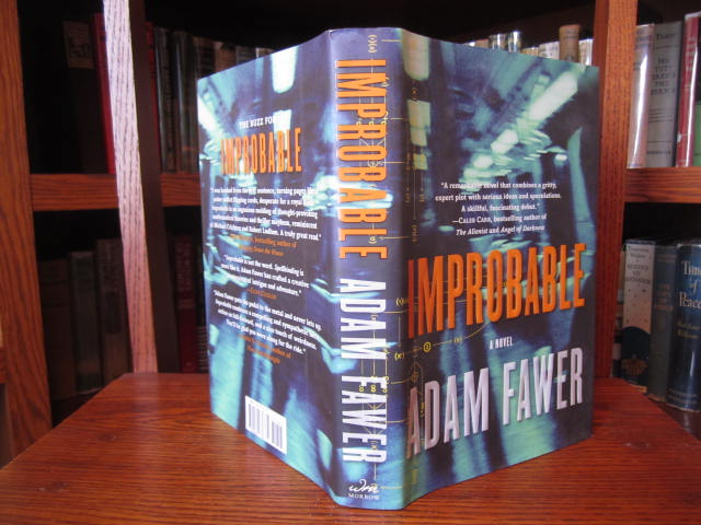 Image for Improbable: A Novel
