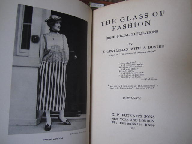 Image for The Glass of Fashion - Some Social Reflections