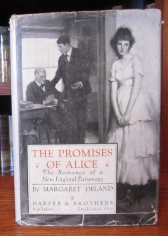 Image for The Promises of Alice - The Romance of New England Parsonage