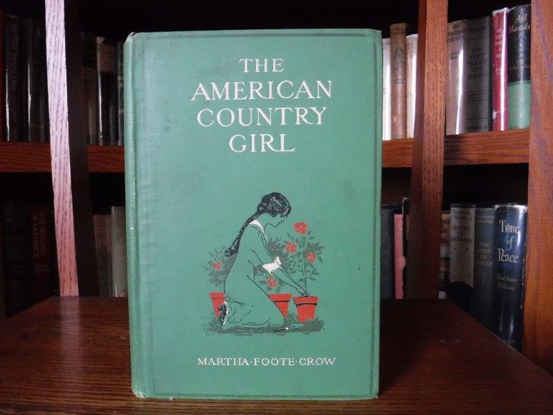 Image for The American Country Girl