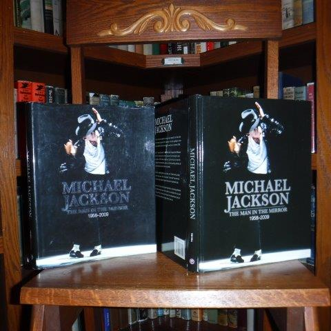 Image for Michael Jackson: The Man in the Mirror 1958-2009