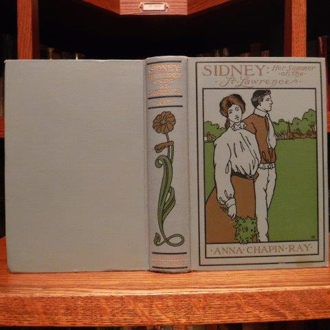 Image for Sidney: Her Summer on the St. Lawrence