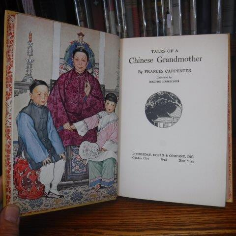 Image for Tales of A Chinese Grandmother