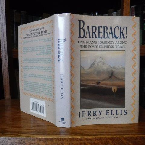 Image for BAREBACK! - One Man's Journey Along the Pony Express Trail