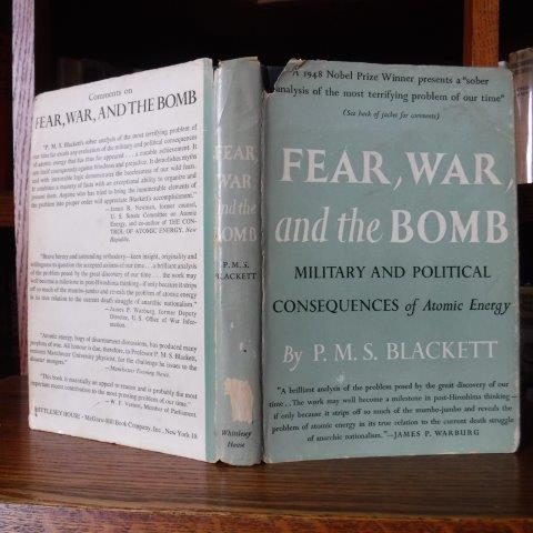 Image for Fear, War and the Bomb - Military and Political Consequences of Atomic Energy