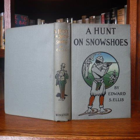 Image for A Hunt on Snow Shoes