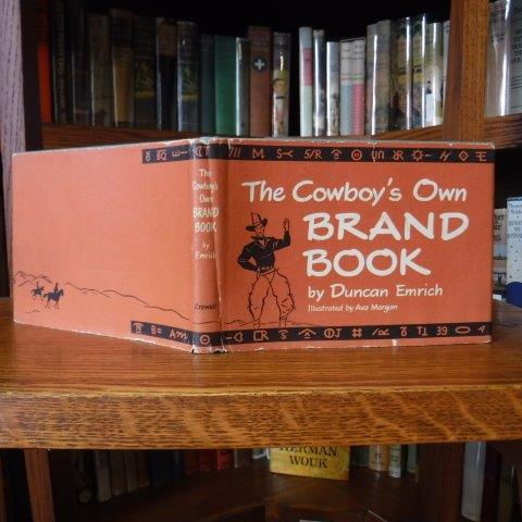 Image for The Cowboy's Own Brand Book
