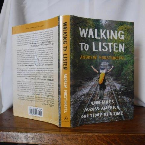 Image for Walking to Listen - 4,000 Miles Across America, One Story At A Time