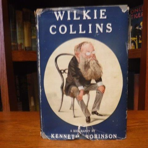 Image for Wilkie Collins - A Biography