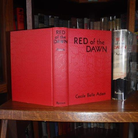 Image for Red of the Dawn - A Story of A Minister and His Wife