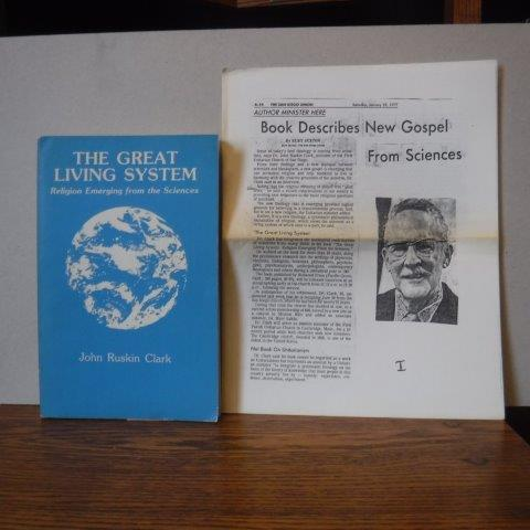 Image for The Great Living System:  New Answers From the Sciences to Old Religious Questions