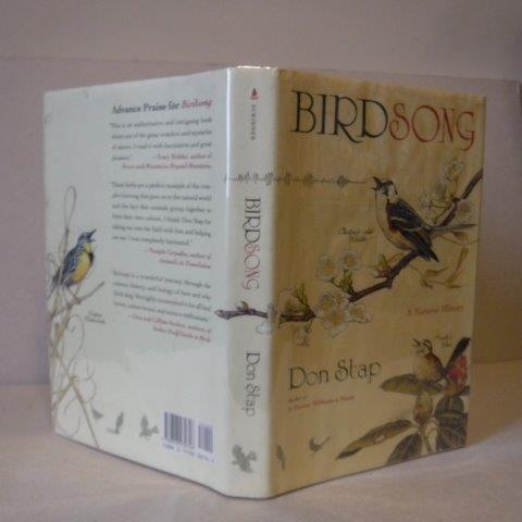 Image for Birdsong: A Natural History