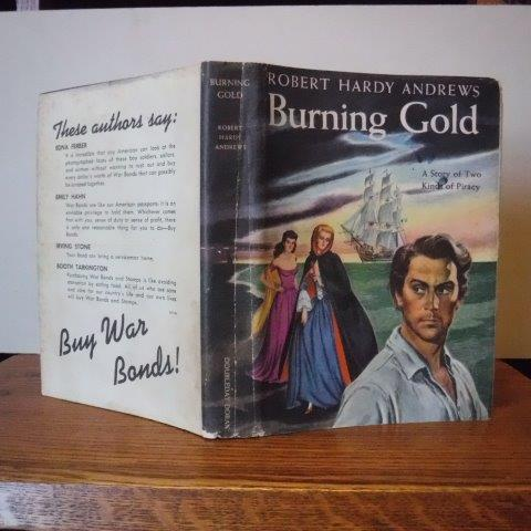 Image for Burning Gold