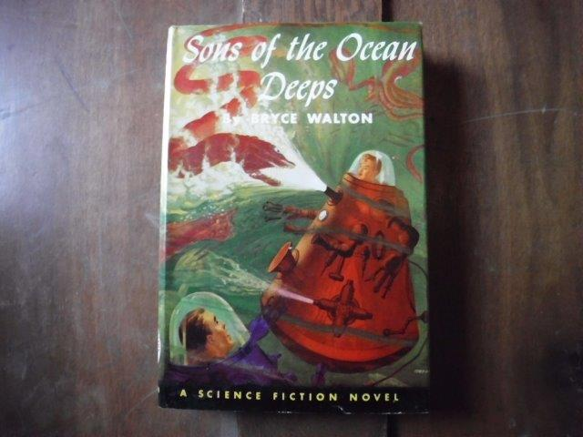 Image for Sons of the Ocean Deeps