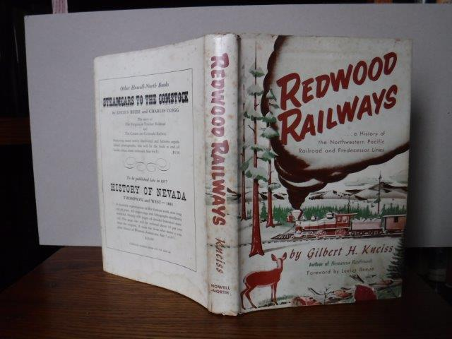 Image for Redwood Railways - A Story of Redwoods, Picnics and Commuters