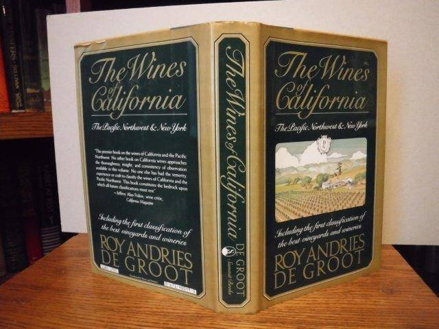 Image for The Wines of California, the Pacific Northwest and New York