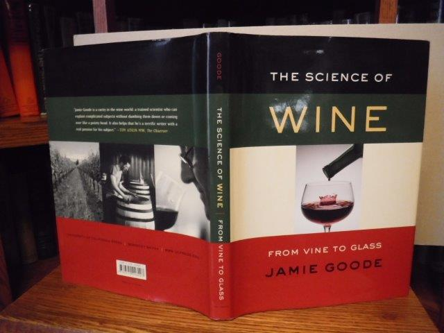 Image for The Science of Wine: From Vine to Glass