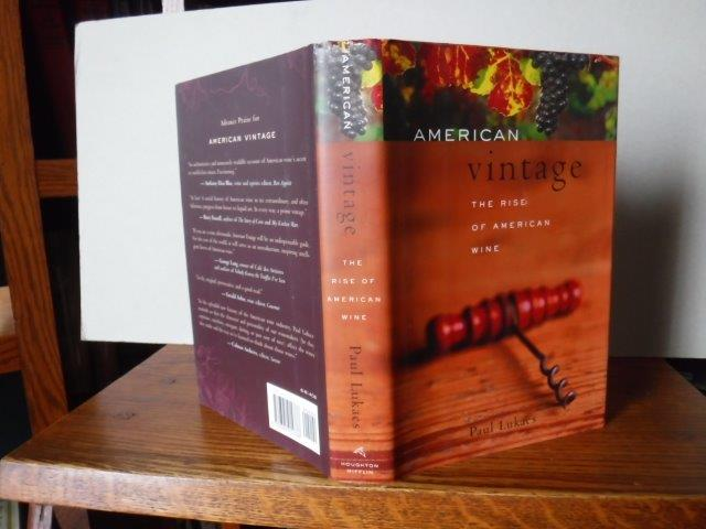 Image for American Vintage: The Rise of American Wine