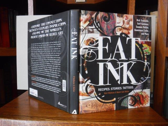 Image for Eat Ink: Recipes. Stories. Tattoos.