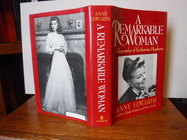 Image for A Remarkable Woman - A Biography of Katharine Hepburn
