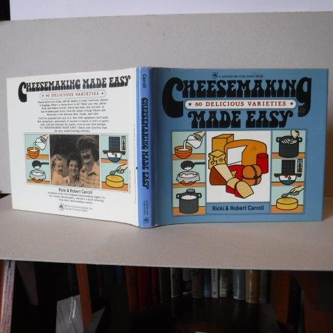 Image for Cheesemaking Made Easy: 60 Delicious Varieties