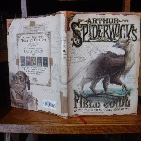 Image for Arthur Spiderwick's Field Guide to the Fantastical World Around You (Spiderwick Chronicles)
