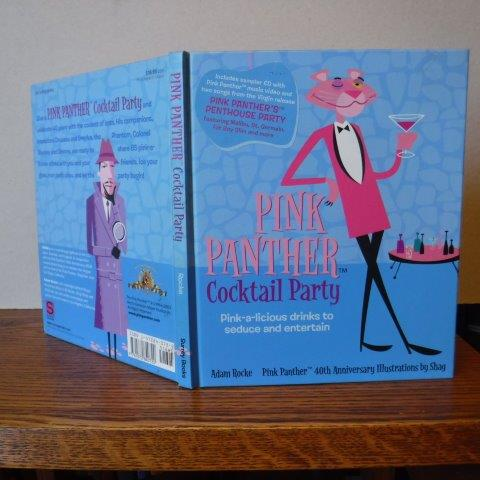 Image for The Pink Panther Cocktail Party - Pink-a-licious Drinks to Seduce and Entertain