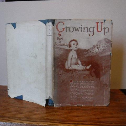 Image for Growing Up - The Story of How We Become Alive, Are Born and Grow Up