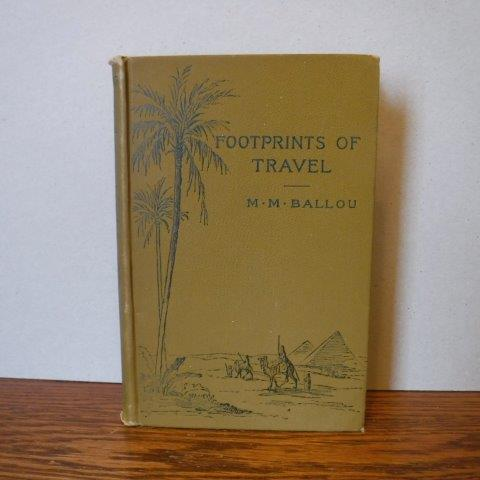 Image for Footprints of Travel - Or, Journeying in Many Lands